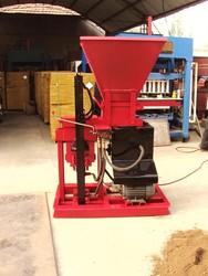 SL1-25 Hot sale top quality best price Kenya Soil Cement Interlocking Brick Making Machine