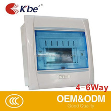 Residebtial 4-6 Way Outdoor Power Distribution box