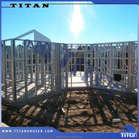 Low Price Metal Steel Structure Frame for Building Kit