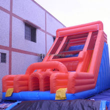 inflatable slide indoor , NO.265 fashion inflatable slide obstacle