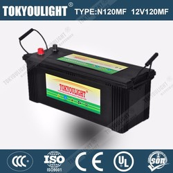 Top Quality Long Life Energy Deep Cycle Storage Sealed 12v 120ah Battery For Car