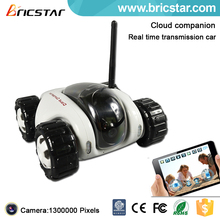 Wholesale wireless photography video spy remote control car with camera.
