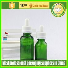 Personal Care Industrial Use and Essential Oil Use glass dropper bottle