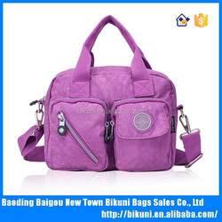 New fashion nylon high quality crib diaper bag,baby diaper bag,diaper bag for mom
