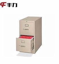 Industrial Metal 2 Drawers File Cabinet