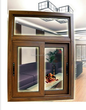 Finestre e porte utilizzate, anta finestra in pvc guangzhou fabbrica& nz fodoudou finestra scorrevole in alluminio