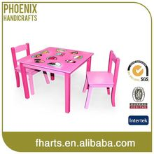 Good Prices Various Design Cardboard Child Table Chairs