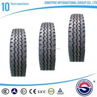 semi truck tire sizes