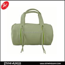 2015 vintage and big pu handbag for women