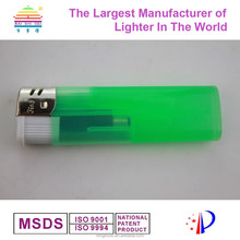 Chinese manufacturer provide good quality windproof electronic lighter