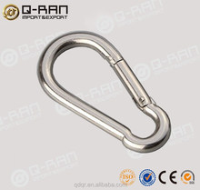 Safty Stainess Steel Climbing Carabiner