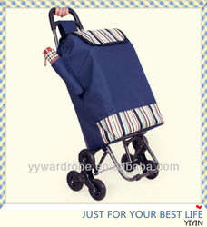 Outdoor serving trolley luggage bag