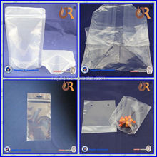 Made in China clear bags popcorn packaging
