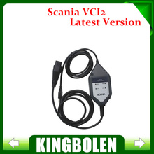 Sell item Scania VCI 2 SDP3 V2.18 Truck Diagnostic Tool Newest Version with Dongle Scania vci2 Truck Model Express Shipping