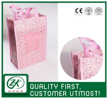 ODM/OEM acceptable Hygienic china promotional cheap custom non woven bag