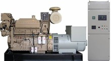 with good after-sale service marine generator 100kw with CCS, RINA, BV