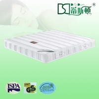 Pure Nature Latex mattress king four poster bed