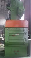 Qingdao tumble belt industrial shot blasting machine / sandblasting equipment