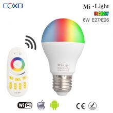 Timer+Group+Music Android IOS RGBW Wifi Bluetooth Smart led bulb lighting,led light bulb,led bulb lighting