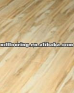 laminated 8mm green MDF 12mm white HDF wooden flooring ac2 ac3