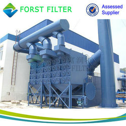 FORST Manufacture Industry Dust Extraction With Filter Cartridge