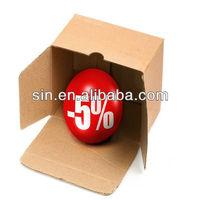 briefcase 3-ply natural cardboard carton&box