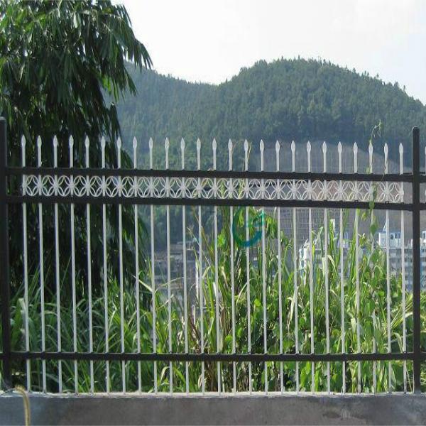 Ornamental short wrought iron garden wall fence buy