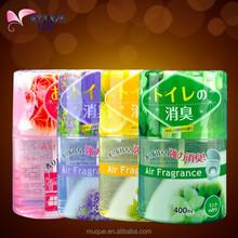 Yiwu daily household lemon 400ml liquid perfume air fragrance/artificial flower with fragrance