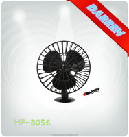 12V 5inch Small Plastic Car Fan for The Car