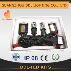 35W/55W AC 0712 Quick Start HID Kit Suitable for H1,H3,H4/1,H6,H7,H8,H9,H10,H11