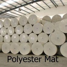 spunbond filament polyester mat