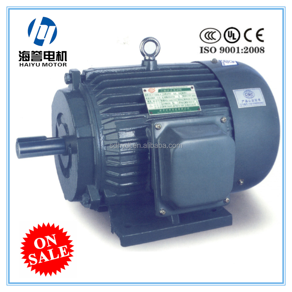 Novel Model Y Series Ip23 110 Volt Electric Motor 220v