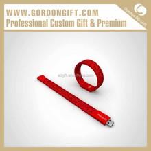 Cheap price usb wristband/usb flash memory stick/usb flash drive 3.0 made in china