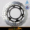 Stainless Steel Machinery For Suzuki DR650 Floating Motocross Motorcycle Brake Disc