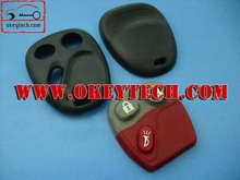 Hot sale gm key blank for GM 2+1 buttons remote case for gm remote control