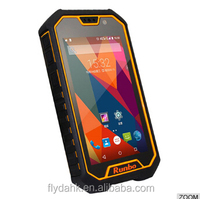 New Listing Runbo X6 IP67 Rugged Smart Mobile Phone with Quad Core Android 4.2 walkie talkie PTT