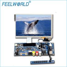 FEELWORLD 8 inch touch screen module shenzhen lcd with vga controller board