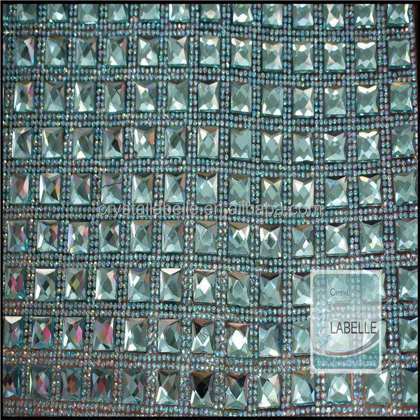 Adhesive Rhinestones on a Roll Rhinestone Adhesive Sheet