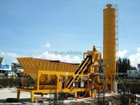 YHZS Mobile Cement Concrete Mixing (Tower) Plant Series Mobile Concrete Batching Plant for Sale