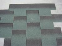 Popular Waterproof Product , Gothic Fiberglass Roofing Asphalt Shingles