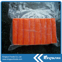 High quality frozen surimi crab stick(imitation crab stick)