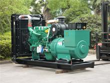 Diesel generator set with Engine Cummins power AC Three Phase 250kw electrical generator