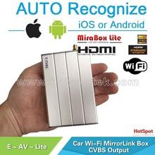 High quality RGB,HDMI,AV Wireless mirror link Car radio tuner gps navigation for audi a3 / mirror link