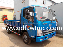 FAW 3 ton chinese LHD/RHD new trucks for sale