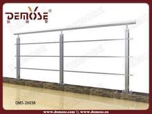 cable railing/balustrade for veranda/deck/balcony design