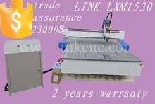 New product desktop cnc lathe/easy operation 1530 crafts cnc router