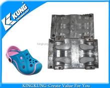 girls nude EVA sipper mould/ eva slipper moulding supplier