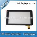 """7"""" delante de la pantalla táctil digitalizador de cristal para sony tablet pc tpt-070-179d"""