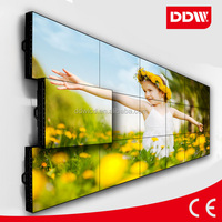 46 inch seamless tv wall video wall with original samsung lcd panel