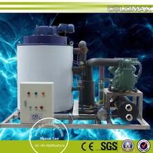Ghiaccio macchina per fare ghiaccio secco impianto impianto di ghiaccio del fiocco( FM1- 50t)